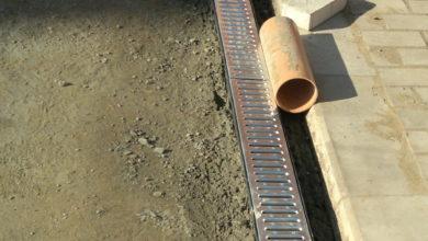 Photo of Монтаж системы ливневой канализации