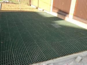 газонные решетки