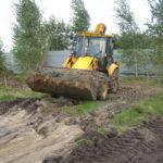 Земляные работы и планировка