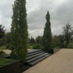 Площадка из клинкера