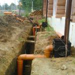 Подробное устройство ливневой канализации