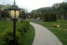Photo of Освещение садового участка