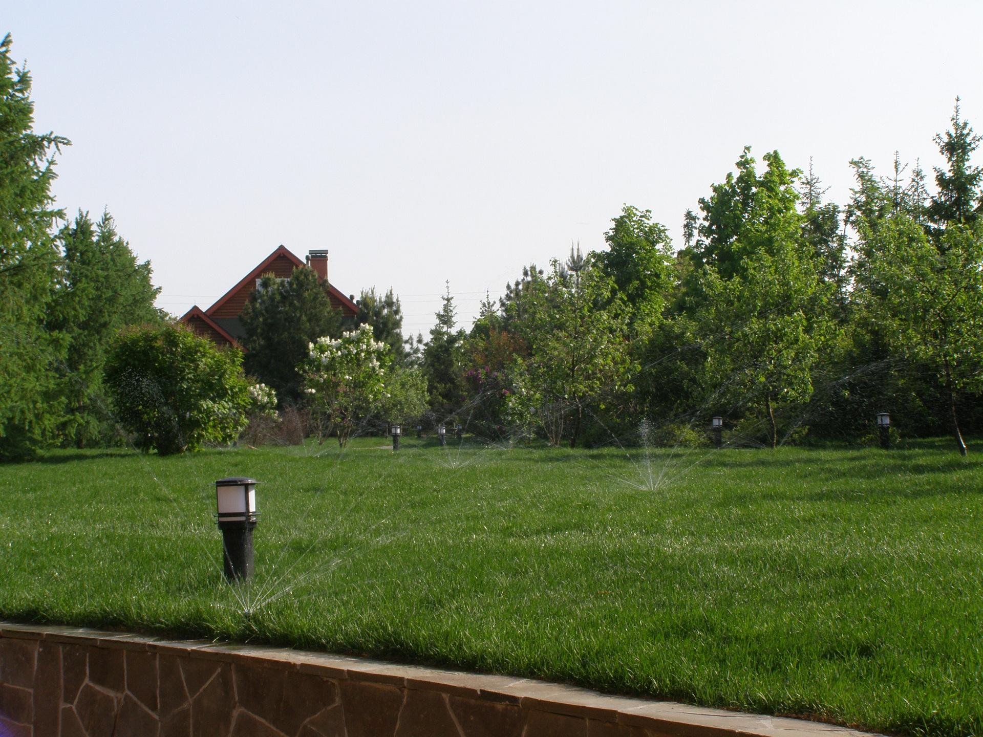 Садовые свет.в стиле модерн