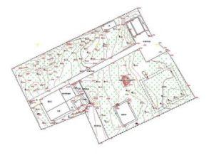 Топосъемка земельного участка