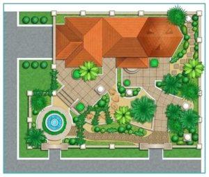Онлайн планировщик - конструктор садового участка