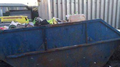 Photo of Погрузка в контейнеры и вывоз мусора