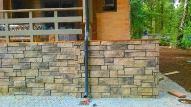 Photo of Отмостка загородного дома